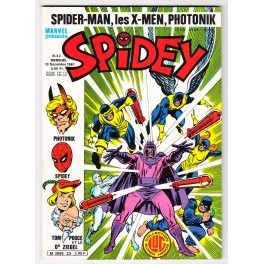 Spidey N° 23 - Comics Marvel