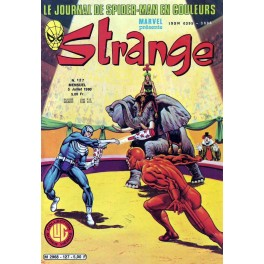 Strange N° 127 - Comics Marvel