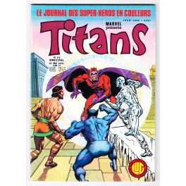 Titans N° 20 - Comics Marvel