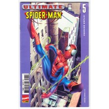 ULTIMATE SPIDERMAN (1ère série) N°5