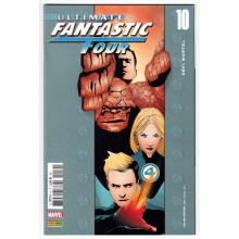 ULTIMATE FANTASTIC FOUR N°10