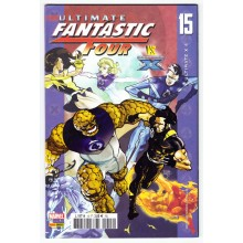 ULTIMATE FANTASTIC FOUR N°15