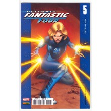 ULTIMATE FANTASTIC FOUR N°5