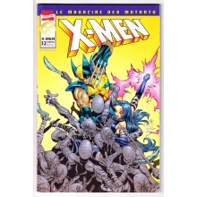 X-MEN LE MAGAZINE (MARVEL FRANCE) N°32
