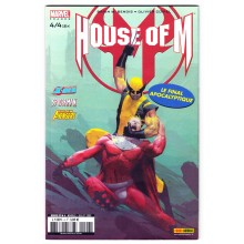 HOUSE OF M (Magazine) N°4