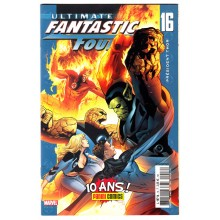 Ultimate Fantastic Four N° 16 - Comics Marvel