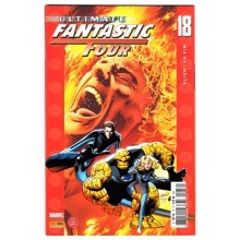 Ultimate Fantastic Four N° 18 - Comics Marvel