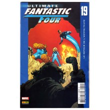 "ULTIMATE FANTASTIC FOUR ""Edition Collector"" N°19"