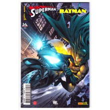 Superman et Batman (Magazine Panini) N° 14 - Comics DC