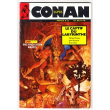 Conan Super (MON Journal) N° 25 - Comics Marvel