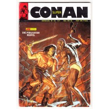 Conan Super (MON Journal) N° 34 - Comics Marvel