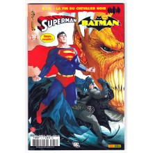 Superman et Batman (Magazine Panini) N° 18 - Comics DC