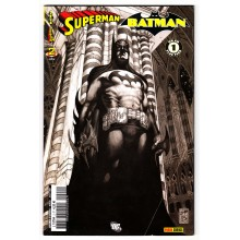 Superman et Batman (Magazine Panini) N° 2 - Comics DC