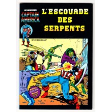 Captain America (Arédit - 1° série) N° 15 - L'Escouade Des Serpents - Comics Marvel