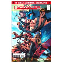 Ultimates (Magazine - Avengers) N° 16 - Comics Marvel