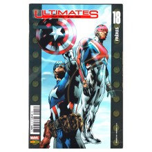 Ultimates (Magazine - Avengers) N° 18 - Comics Marvel