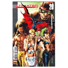 Ultimates (Magazine - Avengers) N° 20 - Comics Marvel