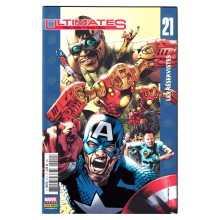 Ultimates (Magazine - Avengers) N° 21 - Comics Marvel