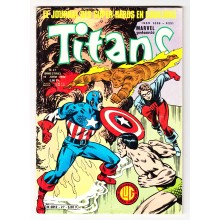 Titans (Lug / Semic) N° 27 - Comics Marvel