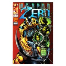 Weapon Zero N° 5 - Comics Image
