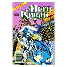 Moon Knight (Semic) N° 3 - Comics Marvel