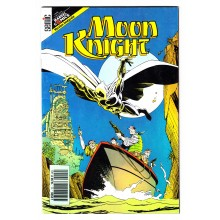 Moon Knight (Semic) N° 12 - Comics Marvel