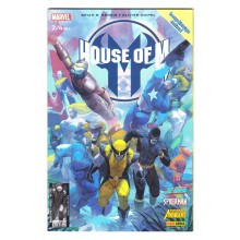 House of M (Magazine) N° 2 - Comics Marvel