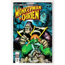 Planète Comics (2° Série - Image et Divers) N° 7 - Monkeyman and O'Brien