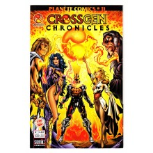 Planète Comics (2° Série - Image et Divers) N° 11 - Crossgen Chronicles