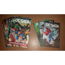 DC Saga N° 1 à 18 + Hs 1 à 3 Lot Collection Complète - Comics DC