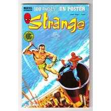 Strange N° 166 + Poster Attaché - Comics Marvel