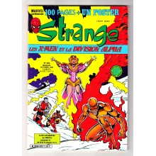 Strange N° 202 + Poster Attaché - Comics Marvel