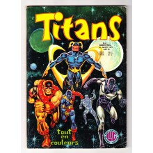 Titans N° 6 - Comics Marvel