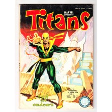 Titans N° 15 - Comics Marvel