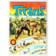 Titans N° 7 - Comics Marvel