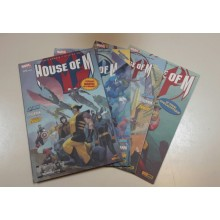 House of M (Magazine) N° 1 à 4 Intégrale - Comics Marvel