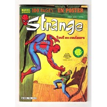 Strange N° 154 + Poster Attaché - Comics Marvel