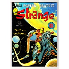Strange N° 114 + Poster Attaché - Comics Marvel