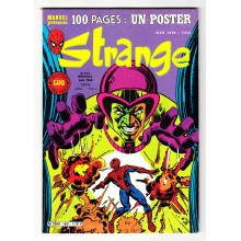 Strange N° 162 + Poster Attaché - Comics Marvel