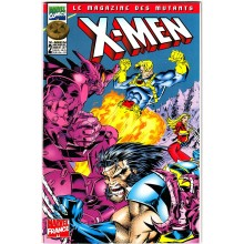 X-MEN LE MAGAZINE (MARVEL FRANCE) N°2
