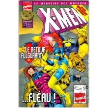 X-MEN LE MAGAZINE (MARVEL FRANCE) N°11