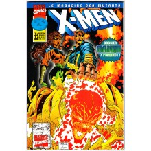 X-MEN LE MAGAZINE (MARVEL FRANCE) N°12