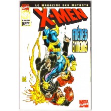 X-MEN LE MAGAZINE (MARVEL FRANCE) N°16