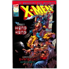 X-MEN LE MAGAZINE (MARVEL FRANCE) N°19