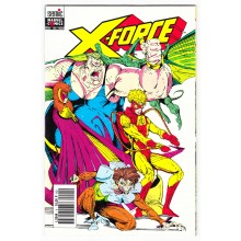 X-Force (Semic / Marvel France) N°