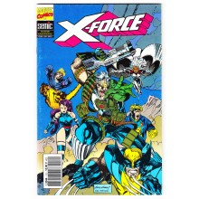 X-Force (Semic / Marvel France) N°10