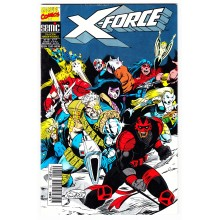 X-Force (Semic / Marvel France) N°19