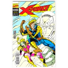 X-Force (Semic / Marvel France) N°18