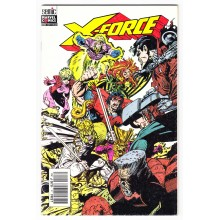 X-Force (Semic / Marvel France) N°8