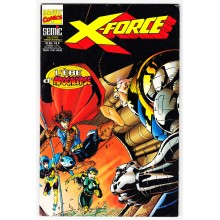 X-Force (Semic / Marvel France) N°25